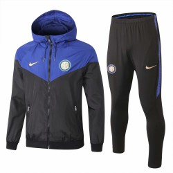 Inter Milan 2018-19 Windbreaker Tracksuit