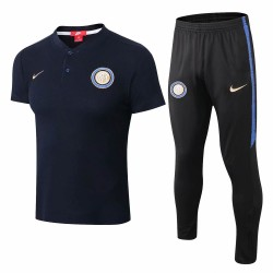 Inter Milan 2018-19 Short Sleeve Polo Suits