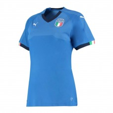 Italy 2018 World Cup Home Soccer Jersey Women Shirts