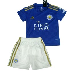 KIDS Leicester City 2019-20 Home Kits