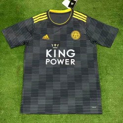 Leicester City 2018-19 Away Soccer Jersey