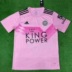 Leicester City 2019-20 Away Soccer Jersey