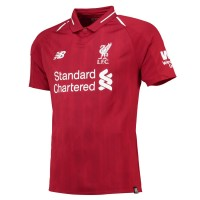 Liverpool 2018-19 Home Shirt Soccer Jersey