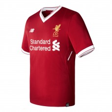 Liverpool 2017/18 Home Soccer Jersey Shirt
