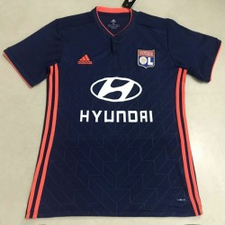 Olympique Lyon 2018-19 Away Soccer Jersey