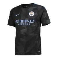 Manchester City 2017/18 Away Soccer Jersey Shirt