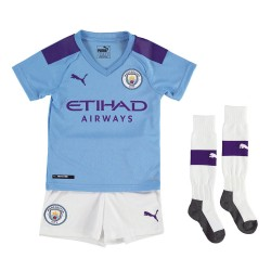 Kids Manchester City 2019-20 Home Kits