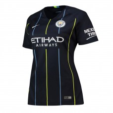 Manchester City Away Shirt 2018-19 - Womens