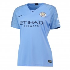 Manchester City 2018-19 Womens Home Shirt
