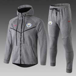 Manchester City 2018-19 Hoodies Jacket Suits