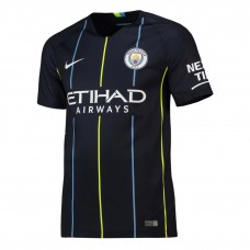 Manchester City 2018-19 Away  Shirt Soccer Jersey