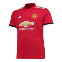Manchester United 2017/18 Home Soccer Jersey Shirt