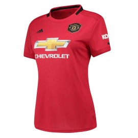 Manchester United 2019-20 Womens Home Shirt