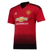 Manchester United 2018-19 Home  Shirt Soccer Jersey