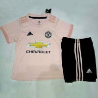 KIDS Manchester United 2018-19 Away Kits