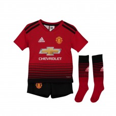 Manchester United Home Mini Kit 2018-19