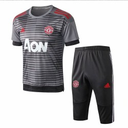 Manchester United 2018-19 Training Short Sleeve Suits