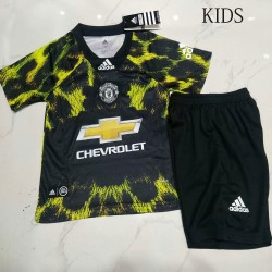 KIDS Manchester United Special Edition Soccer Jersey Kits