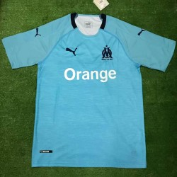 Olympique Marseille  2018-19 Third Soccer Jersey