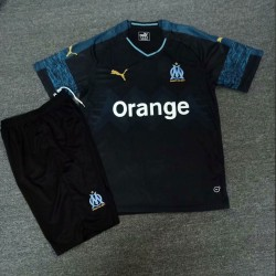 Olympique Marseille 2018-19 Away  Shirt Soccer Jersey Kits
