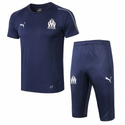 Marseille 2018-19 Training Short Sleeve Suits