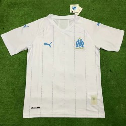 Olympique Marseille  2019-20 Home  Shirt Soccer Jersey