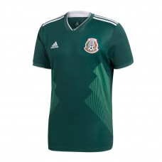 Mexico 2018 World Cup Home Soccer Jersey Shirt