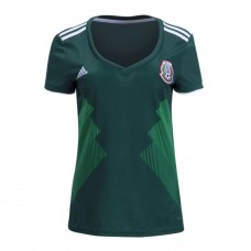 Mexico 2018 Women Home Jersey