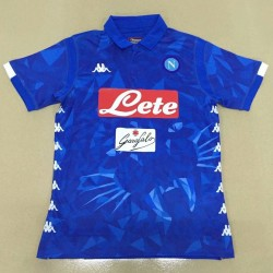 Napoli 2018-19 Home Soccer Jersey