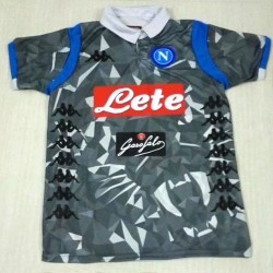 Napoli 2018-19 Third Soccer Jersey