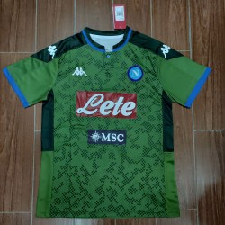 Napoli 2019-20 Third Soccer Jersey