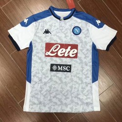 Napoli 2019-20 Away Soccer Jersey