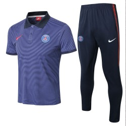 PSG 2018-19 Short Sleeve Polo Suits