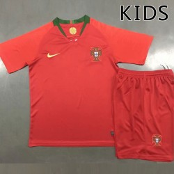 KIDS Portugal 2018-19 Home Kits