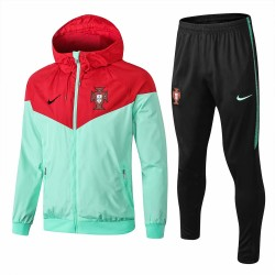 Portugal 2018-19 Windbreaker Tracksuit