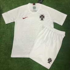Portugal 2018 World Cup Away Soccer Jersey Shirt Kits