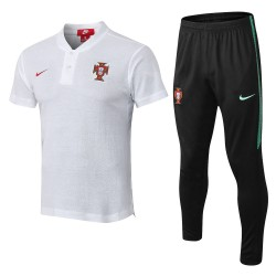 Portugal 2018-19 Short Sleeve Polo Suits