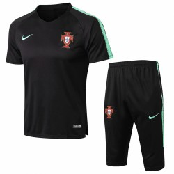 Portugal 2018-19 Training Short Sleeve Suits