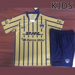 KIDS Pumas UNAM 2018-19 Away Kits