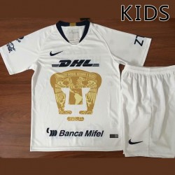 KIDS Pumas UNAM 2018-19 Home Kits