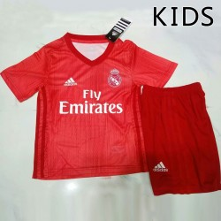 KIDS Real Madrid 2018-19 Third Kits