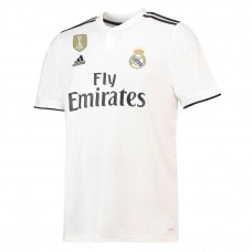 Real Madrid 2018-19 Home  Shirt Soccer Jersey