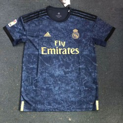Real Madrid 2019-20 Away Shirt Soccer Jersey