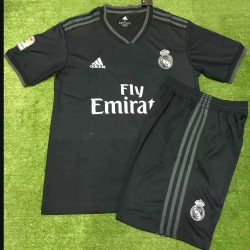 Real Madrid 2018-19 Away Jersey Kits
