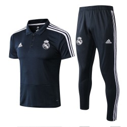 Real Madrid 2018-19 Short Sleeve Polo Suits
