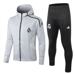Real Madrid 2018-19 Hoodies Jacket Suits