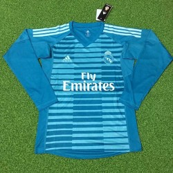 Real Madrid 2018-19 Goalkeeper Long sleeves Jersey