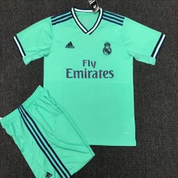 Real Madrid 2019-20 Third Shirt Soccer Jersey Kits