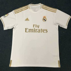 Real Madrid 2019-20 Home  Shirt Soccer Jersey