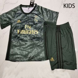 KIDS Real Madrid 2019-20 Goalkeeper Kits